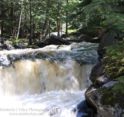 Doane's Falls, Royalston MA. ©2012 Kimberly J Tilley.