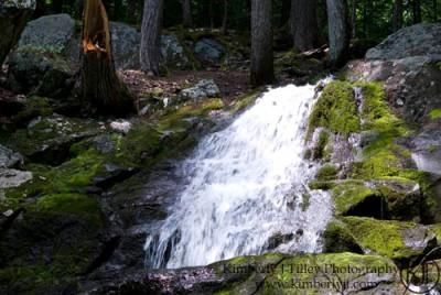 Rainbow Falls Photograph ©2012 Kimberly J Tilley