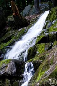 Rainbow Falls Natural Area. Photograph ©2012 Kimberly J Tilley