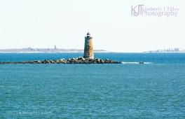 Whale Back Lighthouse, Maine