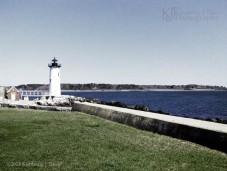 Portsmouth Harbor Lighthouse, New Hampshire