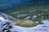 New Hampshire Mountain Cardigan Alexandria Orange